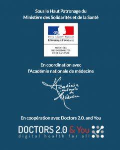Ministère des Solidarités et de la Santé, Académie Nationale de médecine, Doctors 2.0 & You