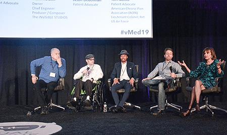 Virtual Medicine 2019 @Cedars-Sinai : Denise Silber reports on the