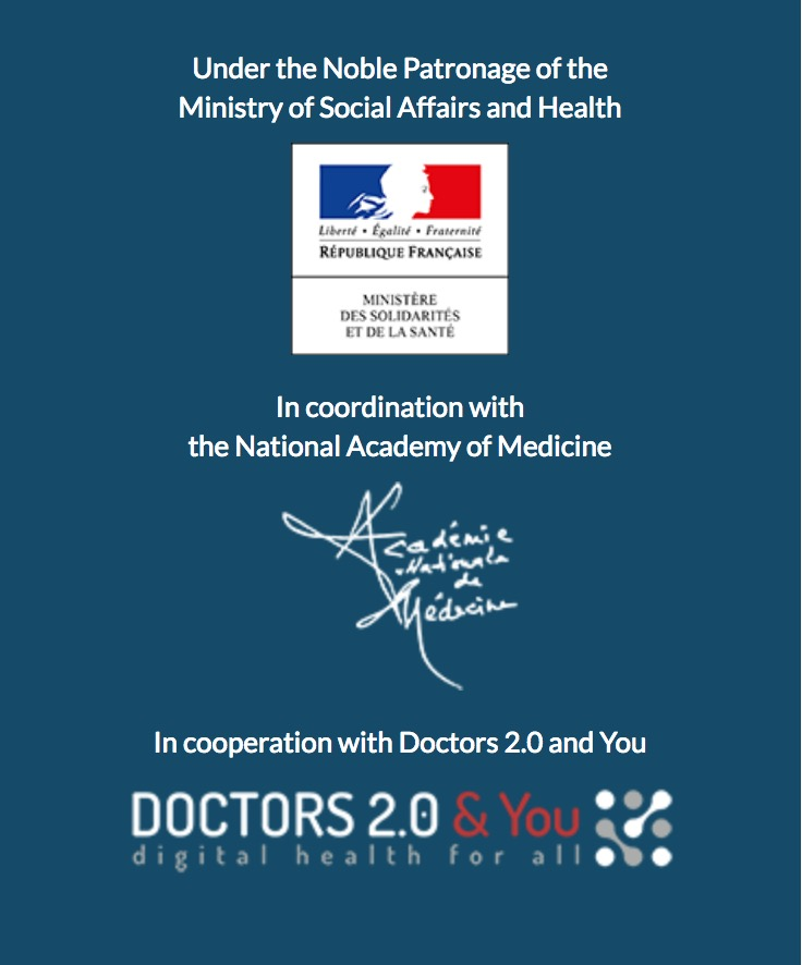 Ministry of Health, Academy of Medicine, Doctors 2.0